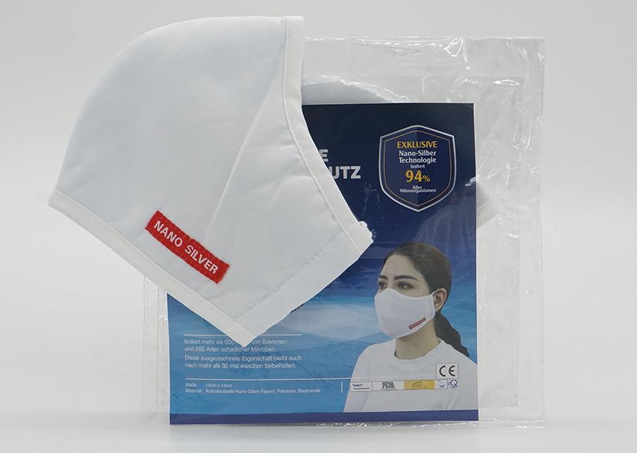 Nano-Silber-Mund- und Nasenschutz
