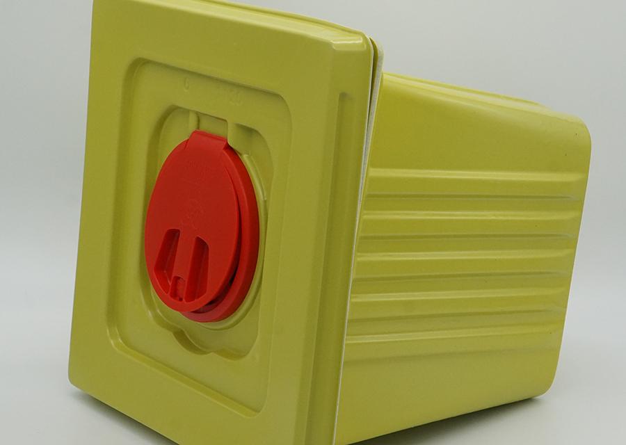 Kanülen-Entsorgungsbox 12ltr