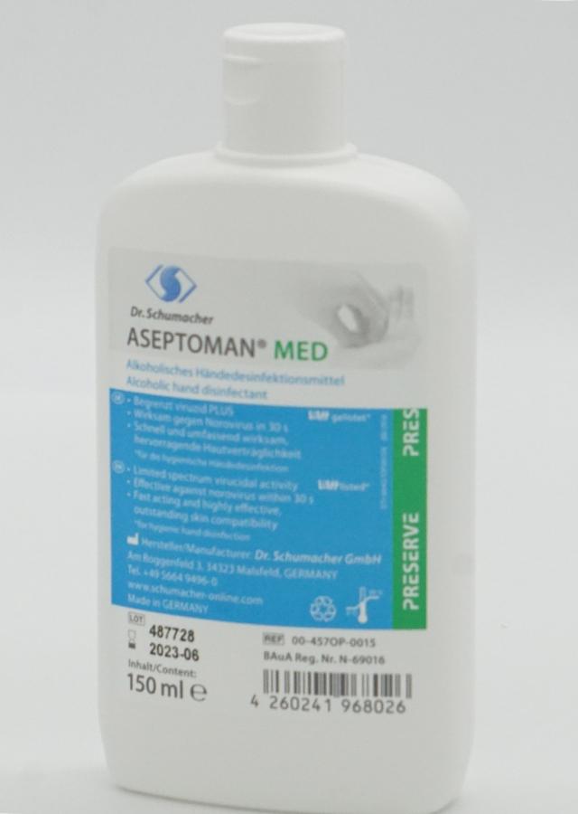 Aseptoman Med 150ml